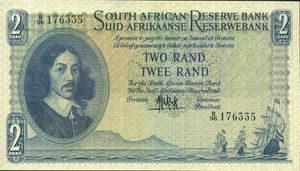 history of South African Rand