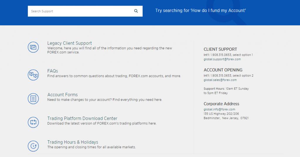 Forex.com scam
