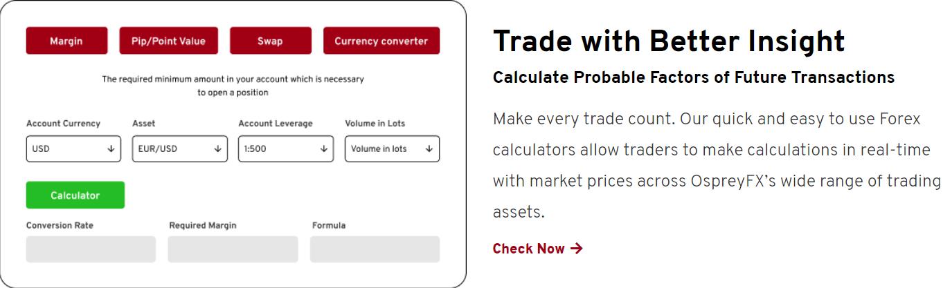 OspreyFX brokerage